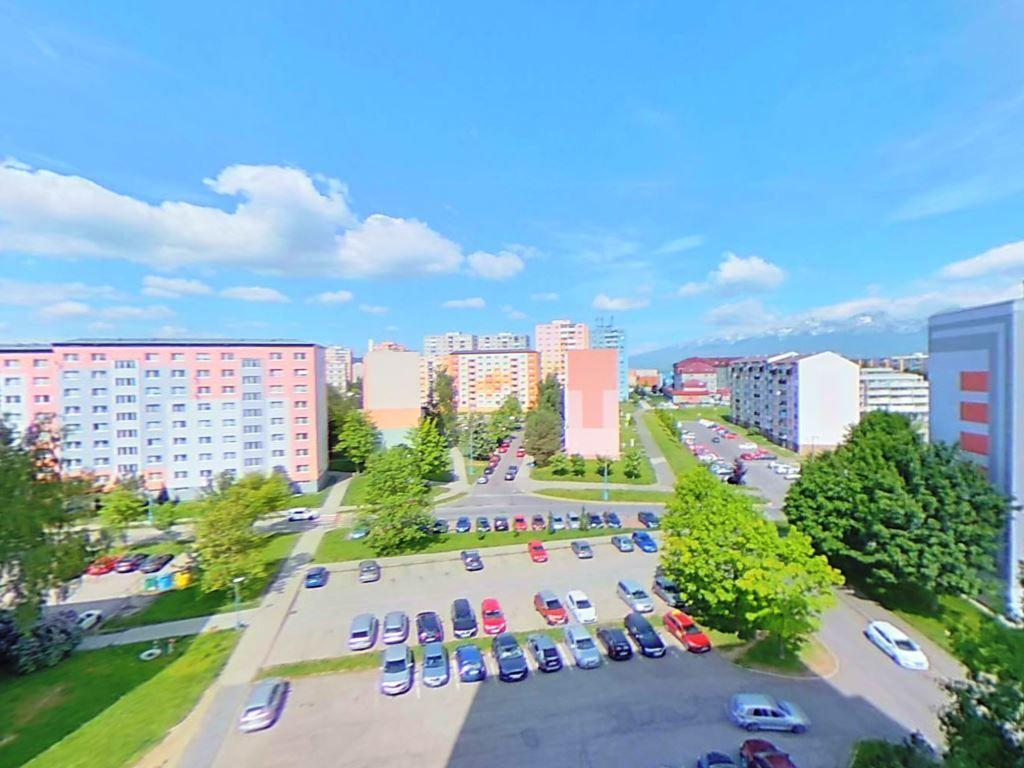 PREDANÝ 3 izbový byt s balkónom Poprad - Starý Juh - 8