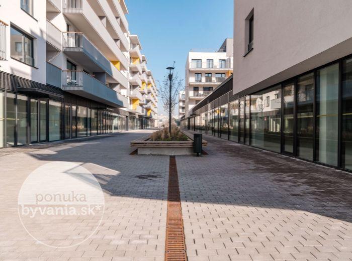 JARABINKOVÁ, 3-i byt, 95 m2 - NOVOSTAVBA, súčasť budúceho bulváru Mlynské nivy, KLIMATIZÁCIA
