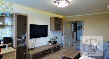 3 izbový byt, 68m2, loggia, Sídlisko Železníky, Košice JUH (71/21)