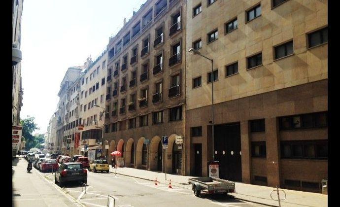 BA I Staré Mesto centrum Gorkého prenájom zariadeného 1 iz- bytu 35 m2