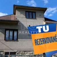 Rodinný dom, Ružomberok, 2311 m², Pôvodný stav