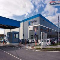 Výrobné, Senec, 14805 m², Vo výstavbe