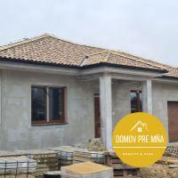 Rodinný dom, Malé Uherce, 126 m², Vo výstavbe