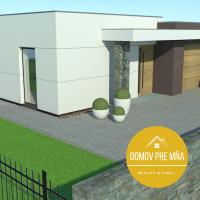 Pre rodinné domy, Oslany, 697 m²