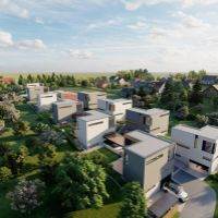 Rodinný dom, Bratislava-Nové Mesto, 211 m², Novostavba