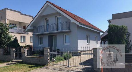 Dvojpodlažný rodinný dom Pozdišovce, okr. Michalovce (74/21)