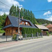 Chata, drevenica, zrub, Terchová, 150 m², Novostavba
