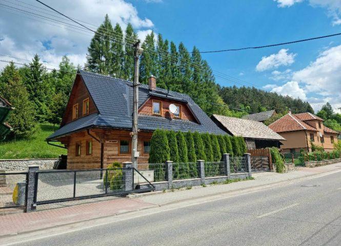 chata, drevenica, zrub - Terchová - Fotografia 1