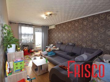 REZERVOVANÝ!Predáme 3-izbový byt s komorou a špajzou v Seredi.