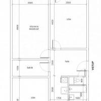 3 izbový byt, Malacky, 86 m², Pôvodný stav