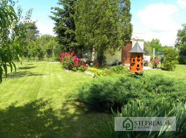 Záhrada s chatkou, Šala, 322 m2, 34 000,- eur