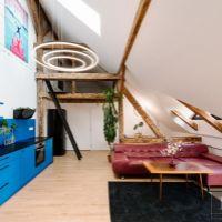 2 izbový byt, Bratislava-Ružinov, 94 m², Kompletná rekonštrukcia