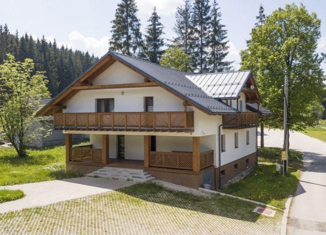 chata, drevenica, zrub - Oravská Lesná - Fotografia 1