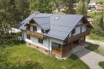 chata, drevenica, zrub - Oravská Lesná - Fotografia 8