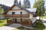 chata, drevenica, zrub - Oravská Lesná - Fotografia 9
