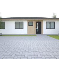 Rodinný dom, Cabaj-Čápor, 90 m², Novostavba
