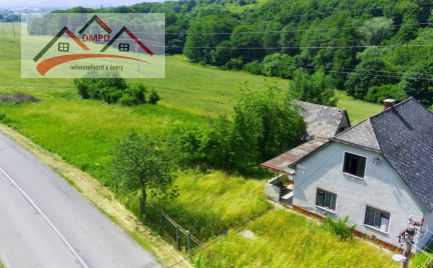 DMPD Real Vám exkluzívne ponúka rodinný dom v časti Malá Lehôtka