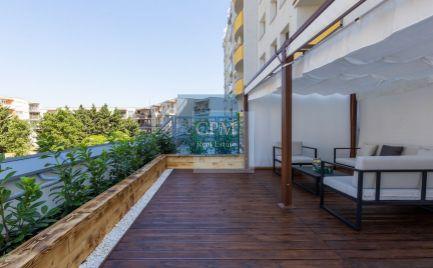 Jedinečný 3 izbový byt s rozprávkovou terasou - Dlhé diely