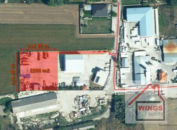Plocha na parkovanie NAD, skladové , výrobné priestory ...