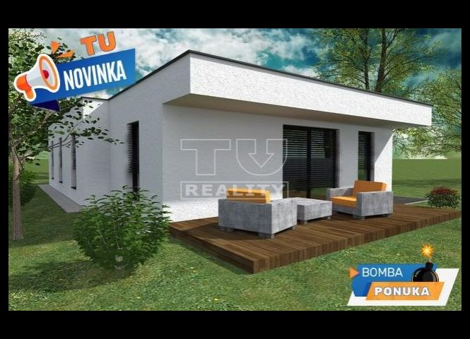 Rodinný dom - Košúty - Fotografia 1