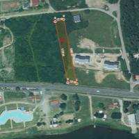 Iný stavebný pozemok, Klokočov, 2018 m²