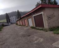 Znížená cena - Predaj garáž pri nemocnici v Trstenej
