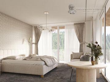 1 - izbový apartmán MERIDIEN Níizke Tatry