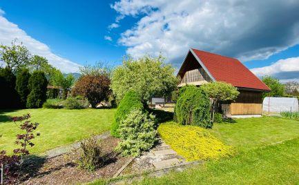 Chata v záhradkárskej osade Martin – Košúty