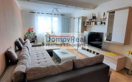 Štvorizbový byt na predaj v Šamoríne