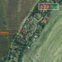 Pre rodinné domy, Bratislava-Ružinov, 2490 m²
