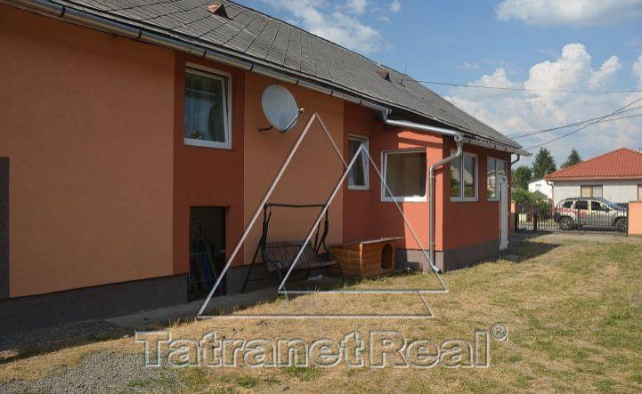 Rodinný dom v Kamenici nad Cirochou na predaj