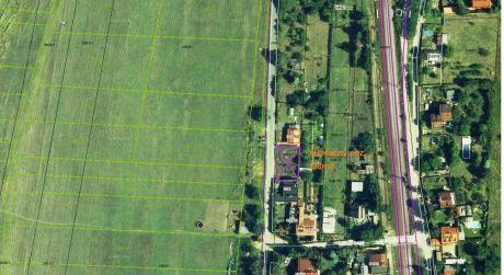 Záhrada so sieťami v Devínskej Novej Vsi je na predaj- 338m2