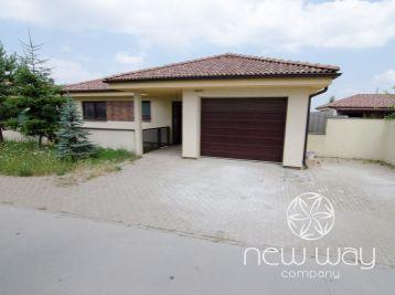REZERVOVANÝ - 4 izbový RD - bungalov v obci Jánovce, okres Galanta - 205 000 eur