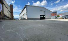 Na prenájom | komerčno-priemyselná hala | novostavba