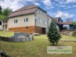 NA PREDAJ ! GAZDOVSKÝ rodinný DOM s vedľajšími stavbami a s VEĽKORYSÝM POZEMKOM o celkovej výmere 7183 m2  (4756 + 2427)