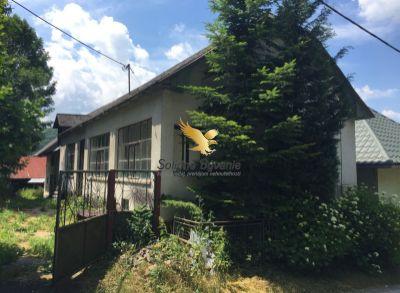 Rodinný dom na predaj v pokojnej a prírodou obklopenej lokalite Turová