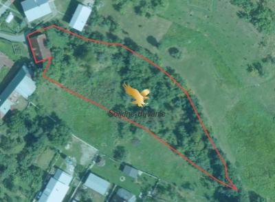 Slnečný stavebný pozemok v intraviláne obce Kordíky - 3481m2