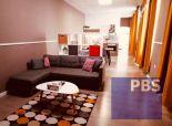 --PBS-- ++KAUCIU NETREBA++ Na prenájom veľký LUXUSNÝ 2.-izb. byt s BALKÓNOM a vlastným parkovacím miestom, TV + internet v cene, pešia zóna++