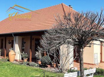 Predáme tehlový, rodinný dom - Maďarsko - Abaújszantó