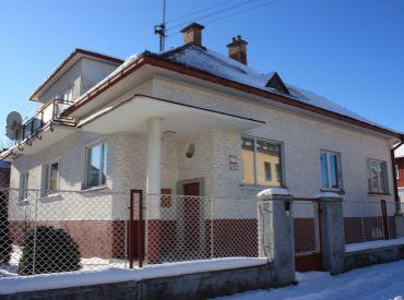 Rodinný dom takmer v centre Liptovského Mikuláša