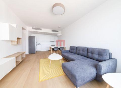 Na prenájom úplne nový 2 izbový byt v projekte SKY PARK s parkovacím miestom