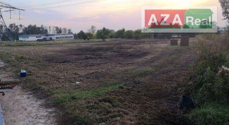 INVESTÍCIA- komerčný pozemok v Stupave- 6291m2