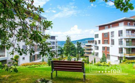 PRENÁJOM bez provízie: Luxusný zariadený 5 izbový byt pri Horskom parku, EXPISREAL