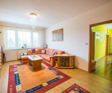 REZERVOVANÉ 3 izbový byt na predaj, Hrušková - Liptovský Mikuláš