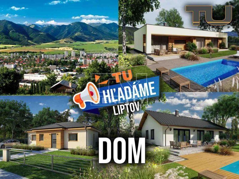 Rodinný dom-Kúpa-Liptovský Mikuláš-170 000 €