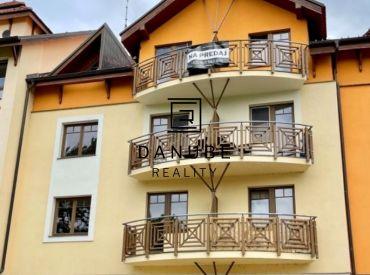 Predaj 2 izbový mezonetový apartmán 71 m2 Antolská ulica, Bratislava-Petržalka.