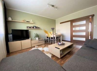 NA PREDAJ krásny a zariadený 3 izbový byt v Sásovej