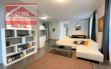 Výnimočné bývanie! Ponúkame na prenájom priestranný 2-izbový byt s terasou na Strukovej ulici v tichej lokalite v Prievoze, Bratislava II.-Ružinov