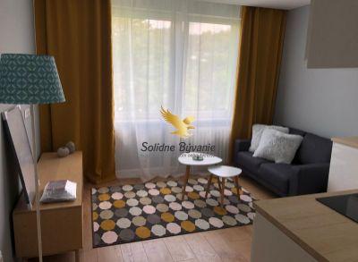 Prenájom 1 izbového bytu v tichej oblasti Novosady – Detva