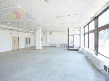 Na výmenu podnikateľské priestory, 395 m², Brezová pod Bradlom, Myjava, voľné ihneď